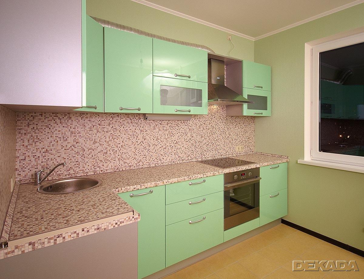 Покраска стен в кухне своими руками фото