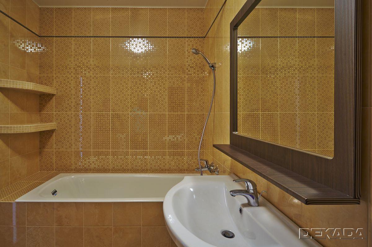 Как сделать полочку в ванную