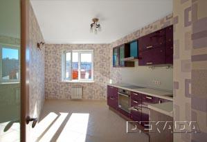Кухня в лиловом и фиолетовом цвете. Гармоничное сочетание цветов в отделке и мебели