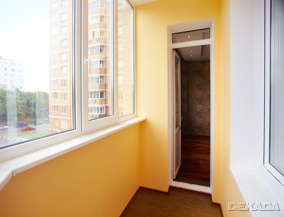 Отделка, ремонт балконов и лоджий в краснодаре - низкие цены.